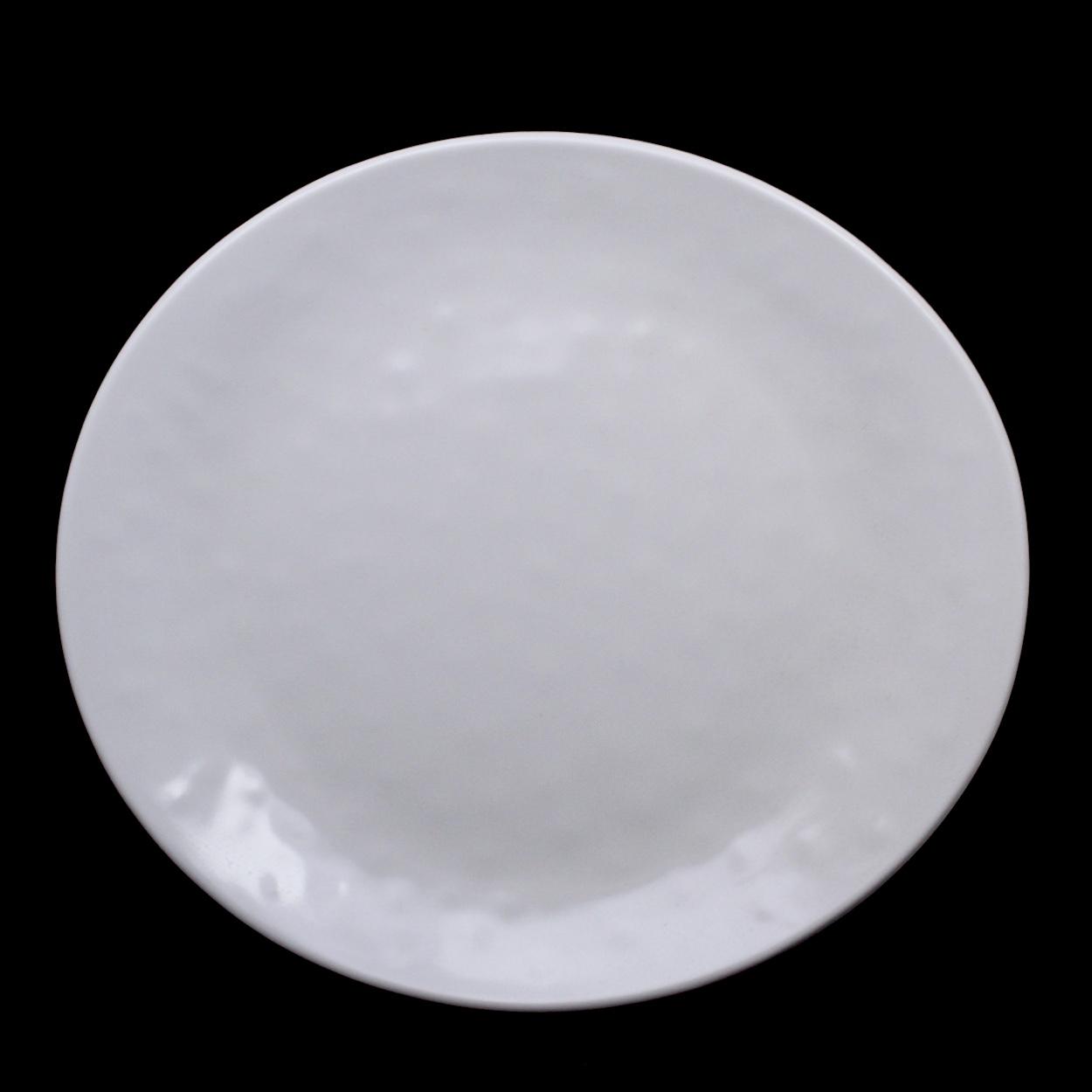 MELAMINE MW 193 PRATO OVAL 24 X 21.5cm