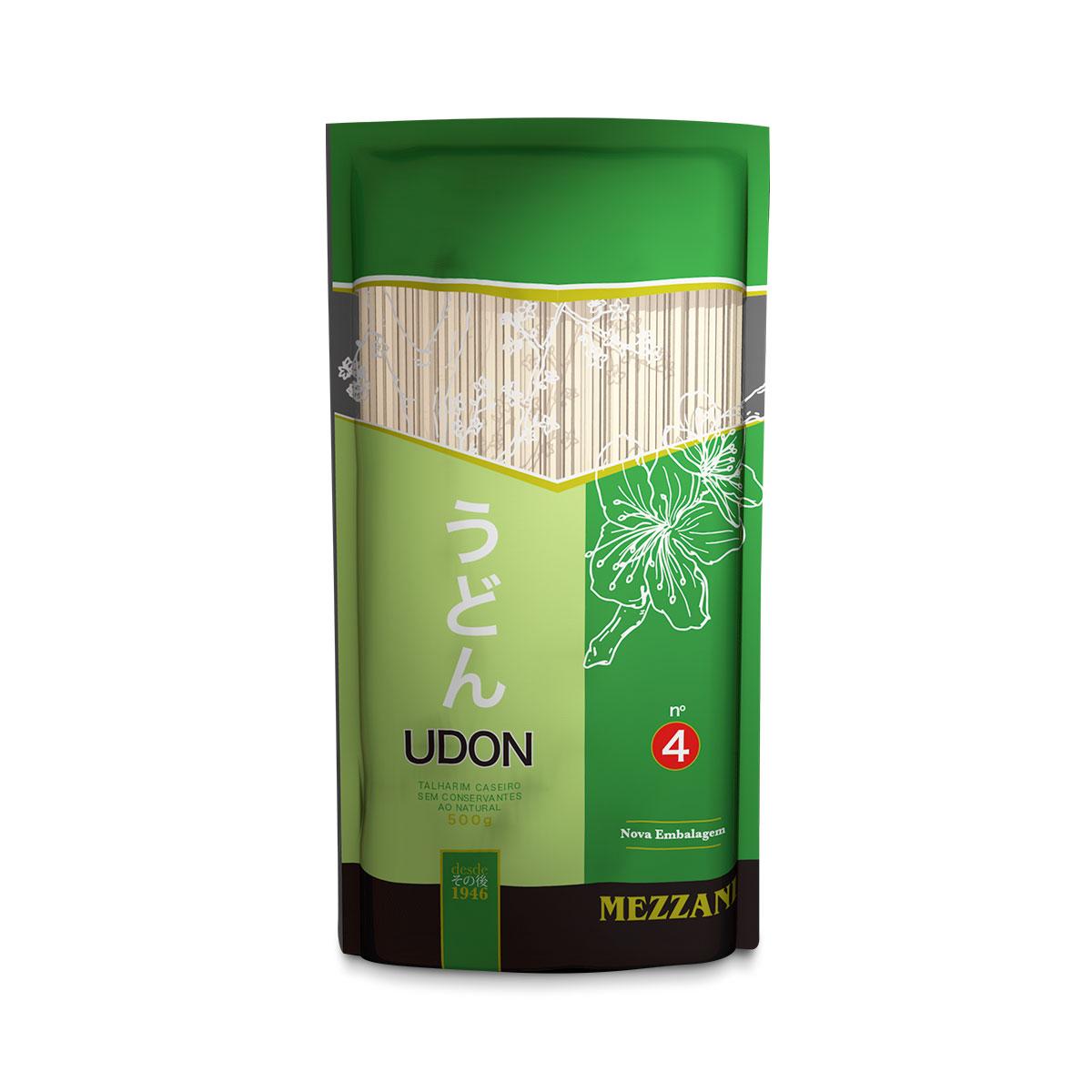 MEZZANI UDON 500g N4