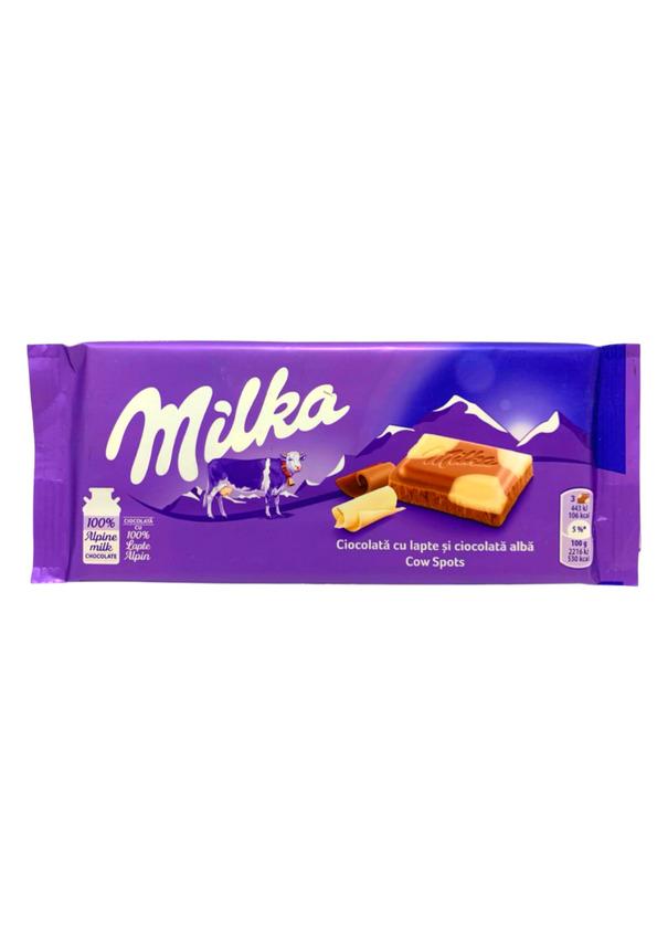MILKA CHOCOLATE 100g HAPPY COWS