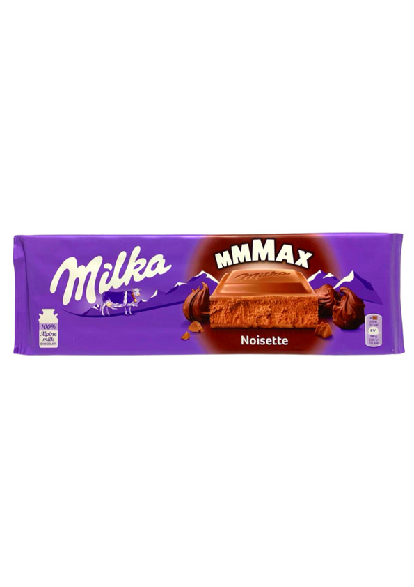 MILKA CHOCOLATE 270g NOISETTE