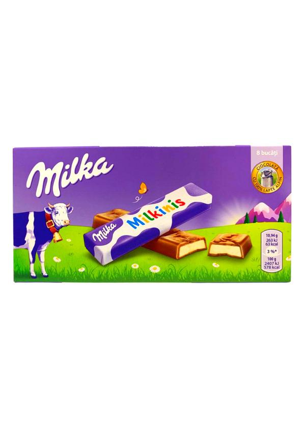 MILKA CHOCOLATE 87,5g MILKINIS