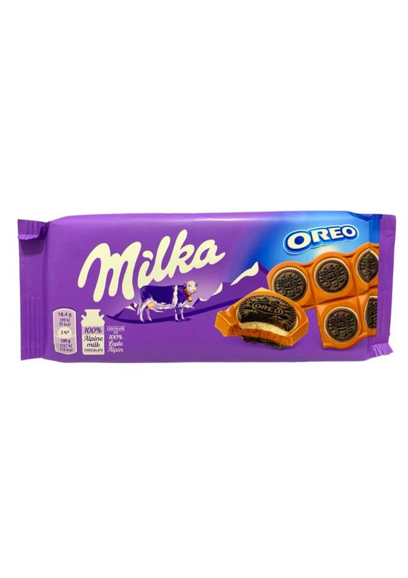 MILKA CHOCOLATE 92g OREO SANDWICH