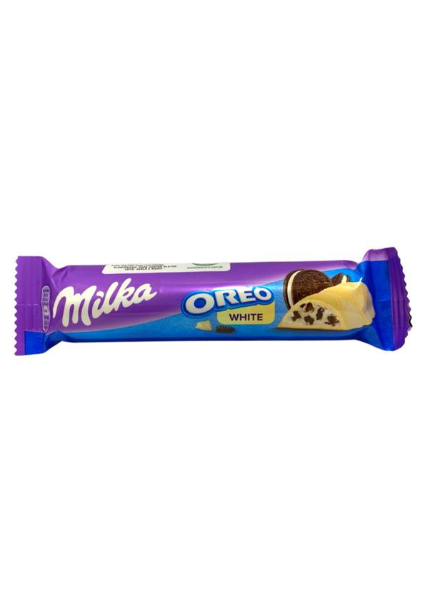 MILKA CHOCOLATE OREO WHITE 41g