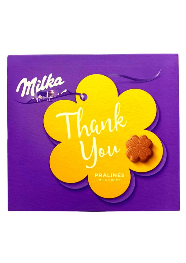 MILKA THANK YOU 110g