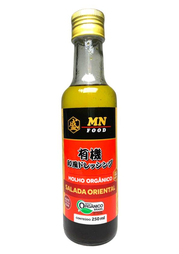 MN FOOD MOLHO SALADA ORIENTAL ORGANICO 250ml