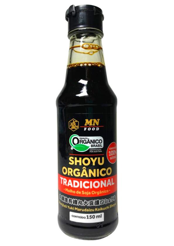 MN FOOD SHOYU ORGANICO TRADICIONAL 150ml