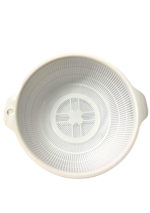 NAKAYA ESCORREDOR PLASTICO 1.5L K-584-1 WHITE