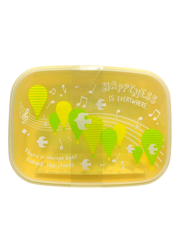 NAKAYA LUNCH BOX HAPPINESS L K526