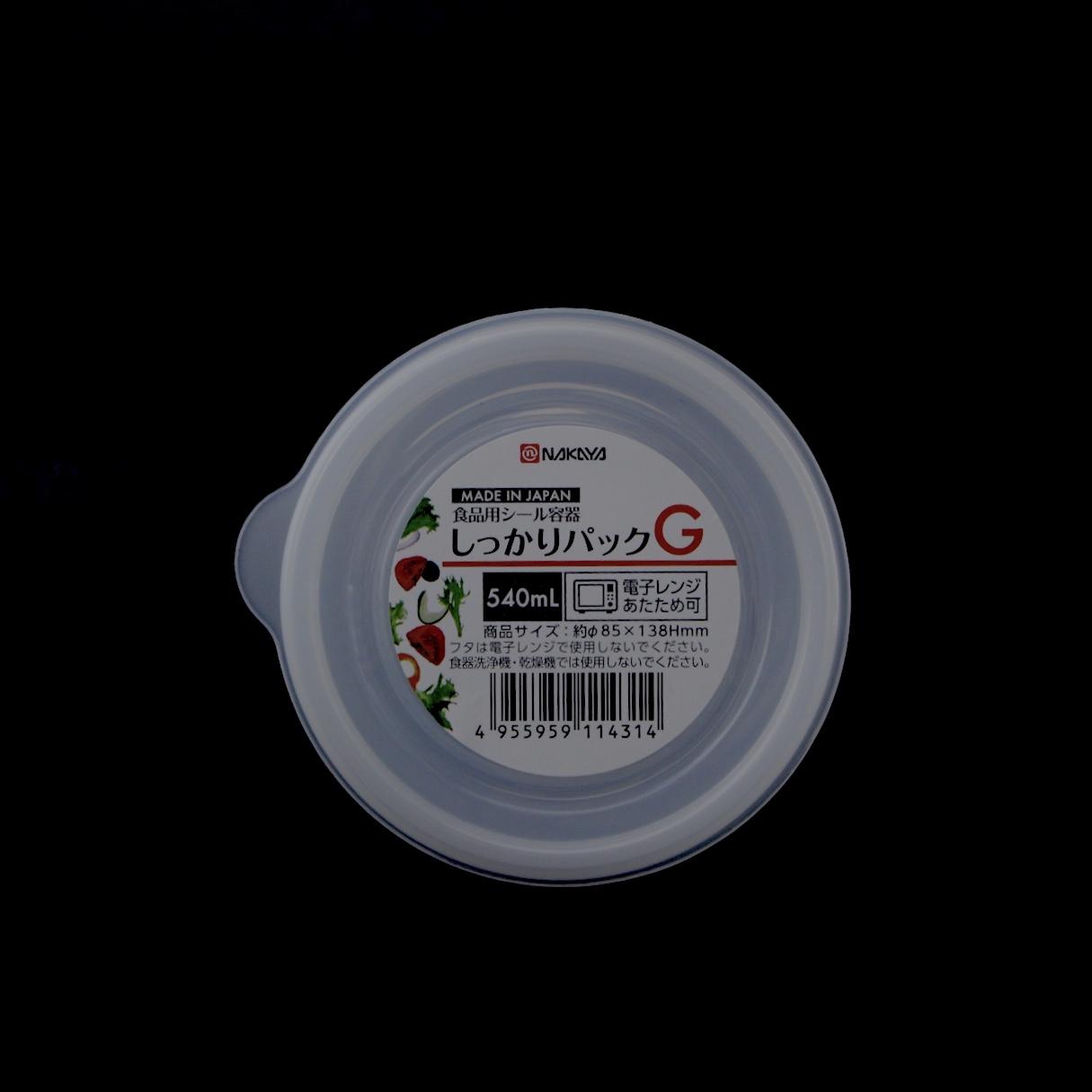 NAKAYA POTE G RED 540ml K-143