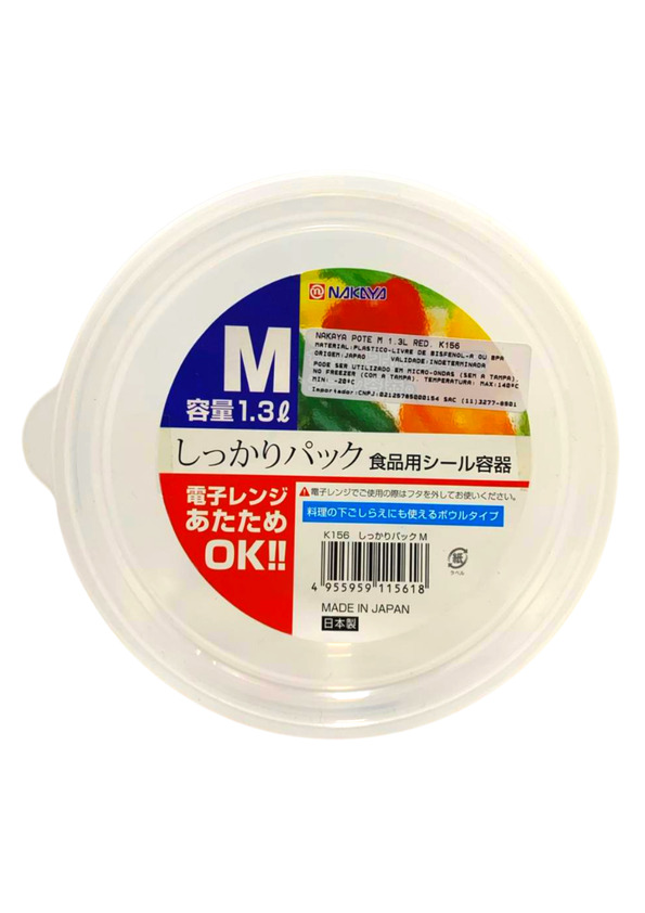 NAKAYA POTE M 1.3L RED. K156
