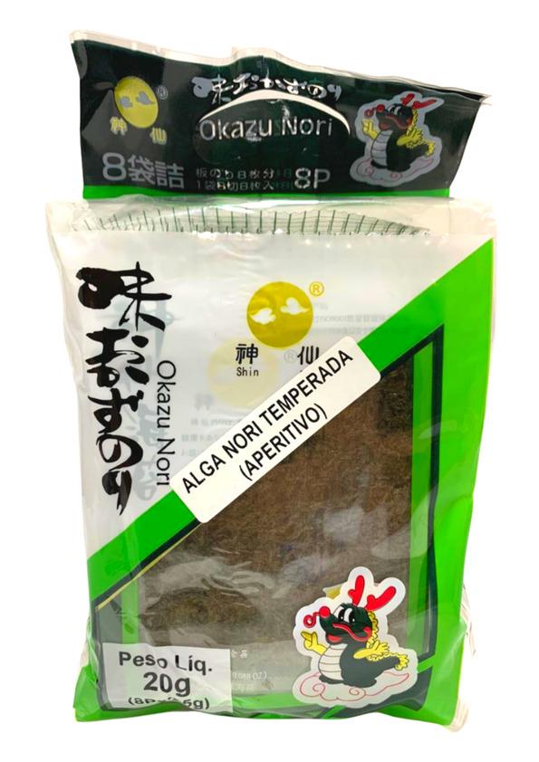 NICO NICO OKAZUNORI SHINSEN 8P 20g