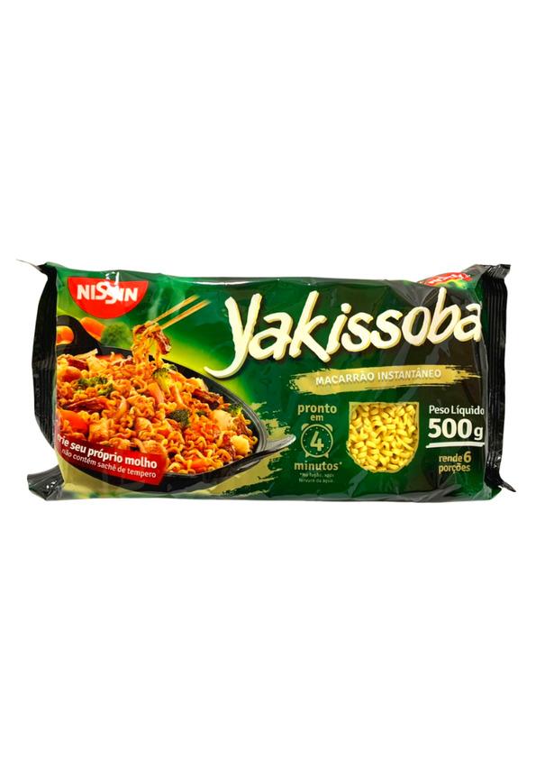 NISSIN YAKISOBA INSTANTANEO 500g NAC