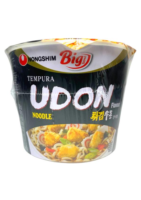 NONG SHIM BIG BOWL TEMPURA UDON 111g