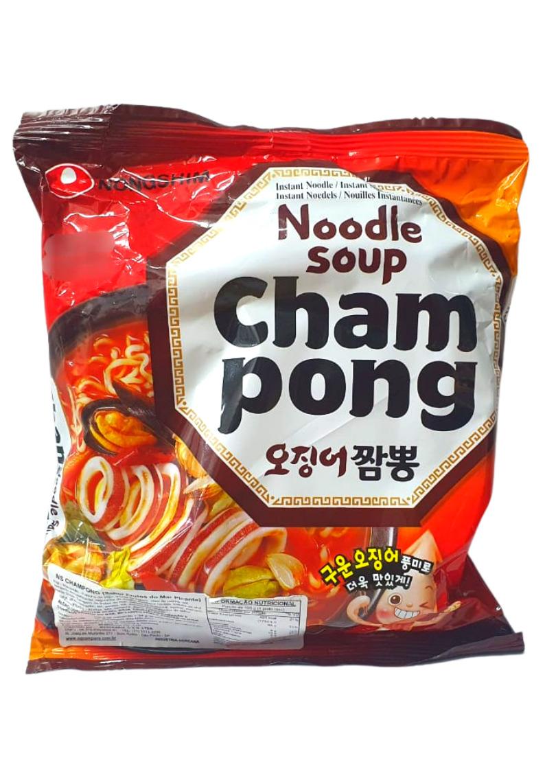 NONG SHIM LAMEN CHAMPONG 124g