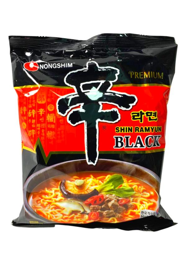 NONG SHIM SHIN LAMEN BLACK 130g