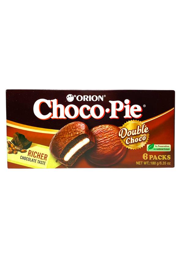 ORION CHOCOPIE DOUBLE CHOCO 180g (P)