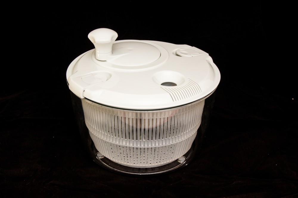 PEARL SALAD SPINNER C-66