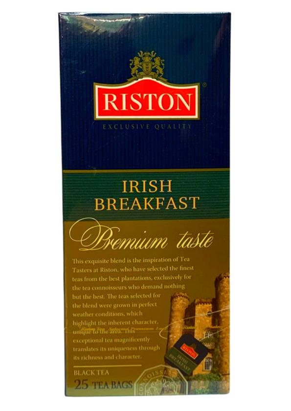 RISTON CHA IRISH BREAKFAST C/25 37g