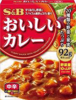 S E B NATTOKU OISHII CURRY CHUKARA 180g
