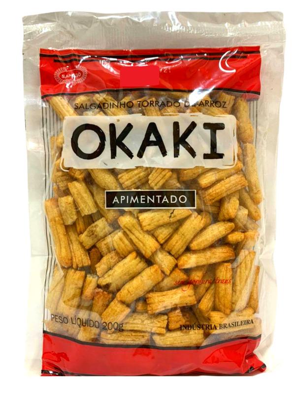 SANKIO OKAKI APIMENTADO 200g
