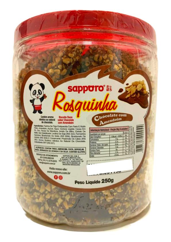 SATSUMAYA ROSQUINHA CHOCOLATE 220g PT