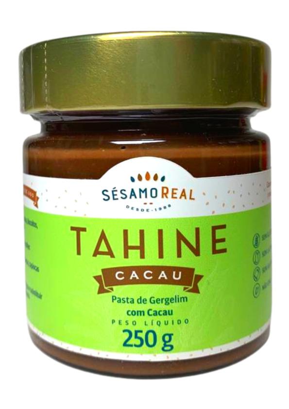 SESAMO REAL TAHINE CACAU 250g