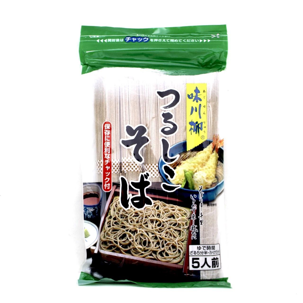 SHIGENO TSURUCHIKO SOBA 400g VENCIMENTO 26/01/2021