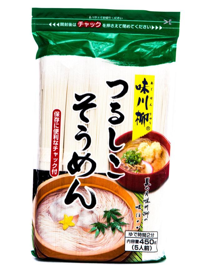 SHIGENO TSURUCHIKO SOMEN 450g