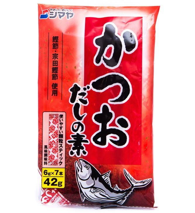 SHIMAYA KATSUO DASHI 42g