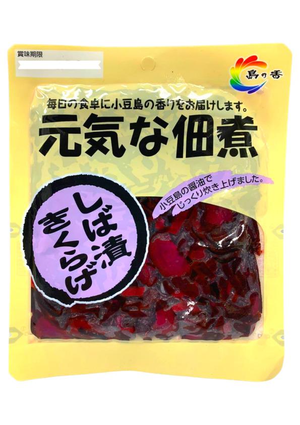 SIMANOCA TSUKUDANI SHIBADUKE KIKURAGUE 110g