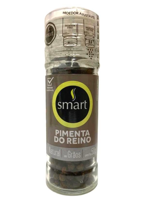 SMART MOEDOR PIMENTA DO REINO 50g
