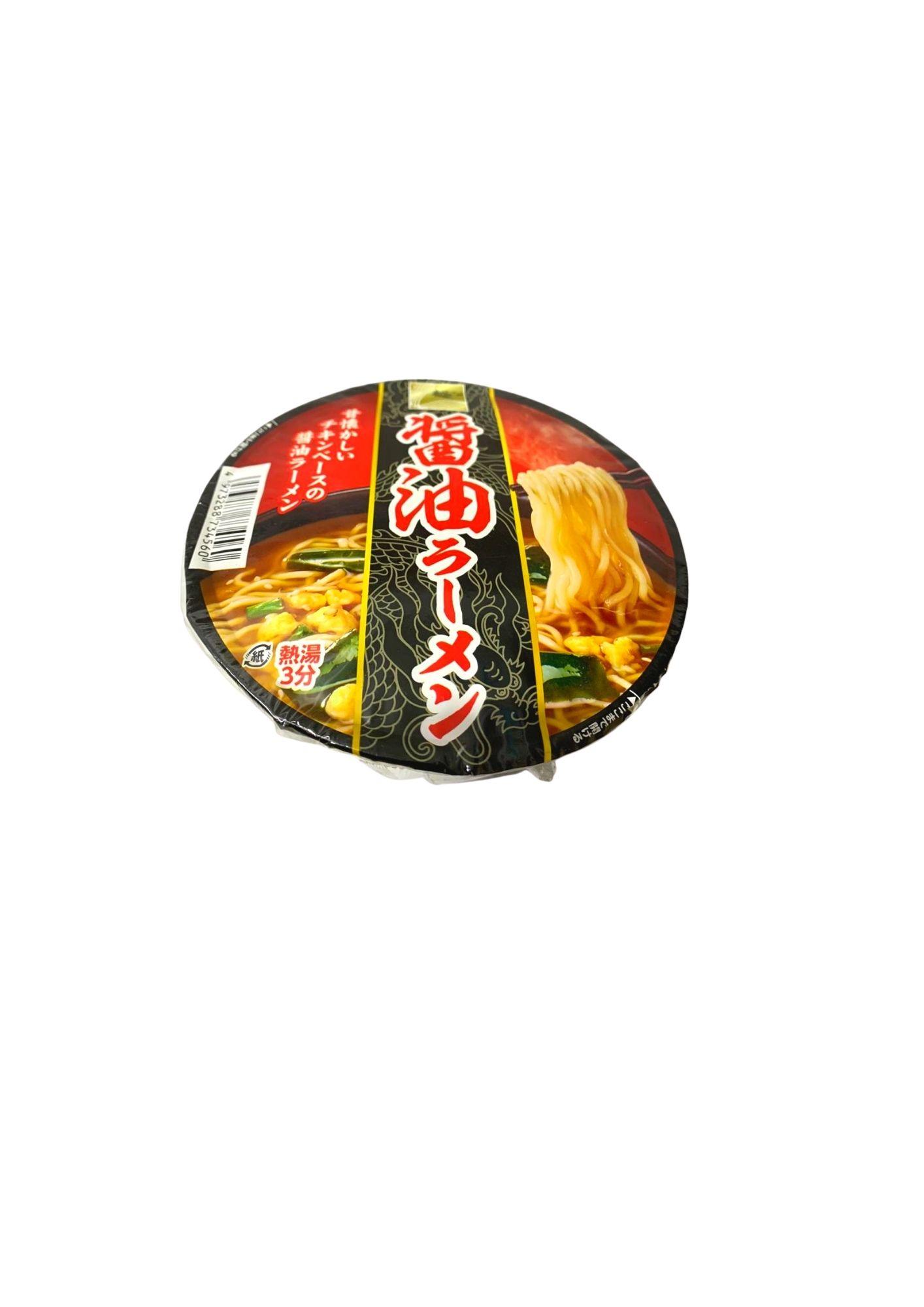 SUNAOSHI CUP SHOYU LAMEN 78g