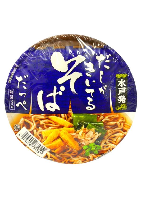 SUNAOSHI CUP SOBA AJITSUKE 80g (VENCIMENTO 13/07/2021)