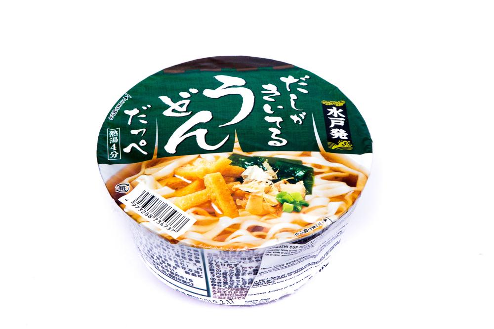SUNAOSHI CUP UDON AJITSUKE 80g