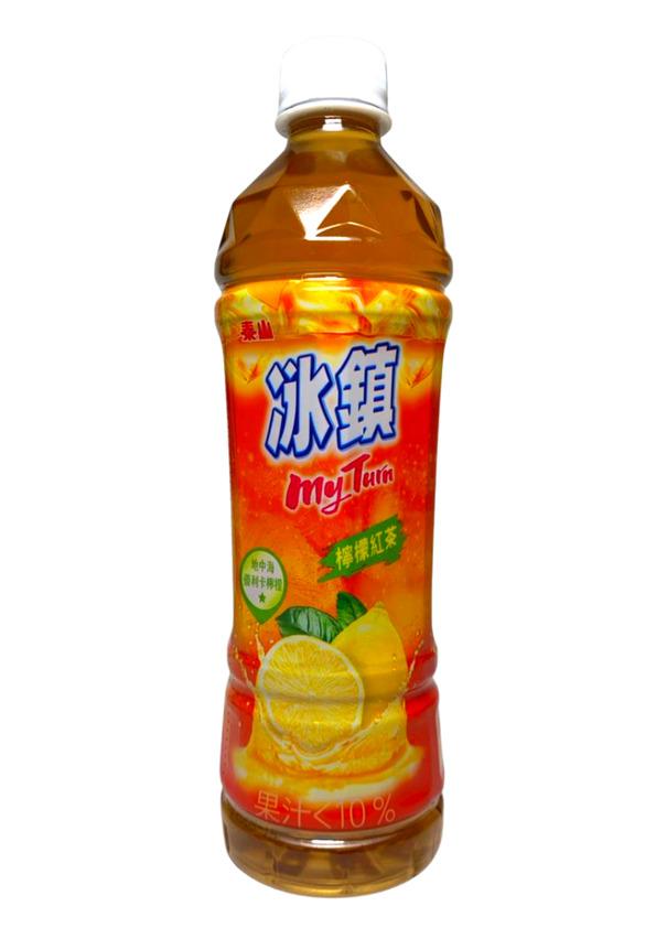 TAISUN CHA PRETO COM LIMAO 535ml