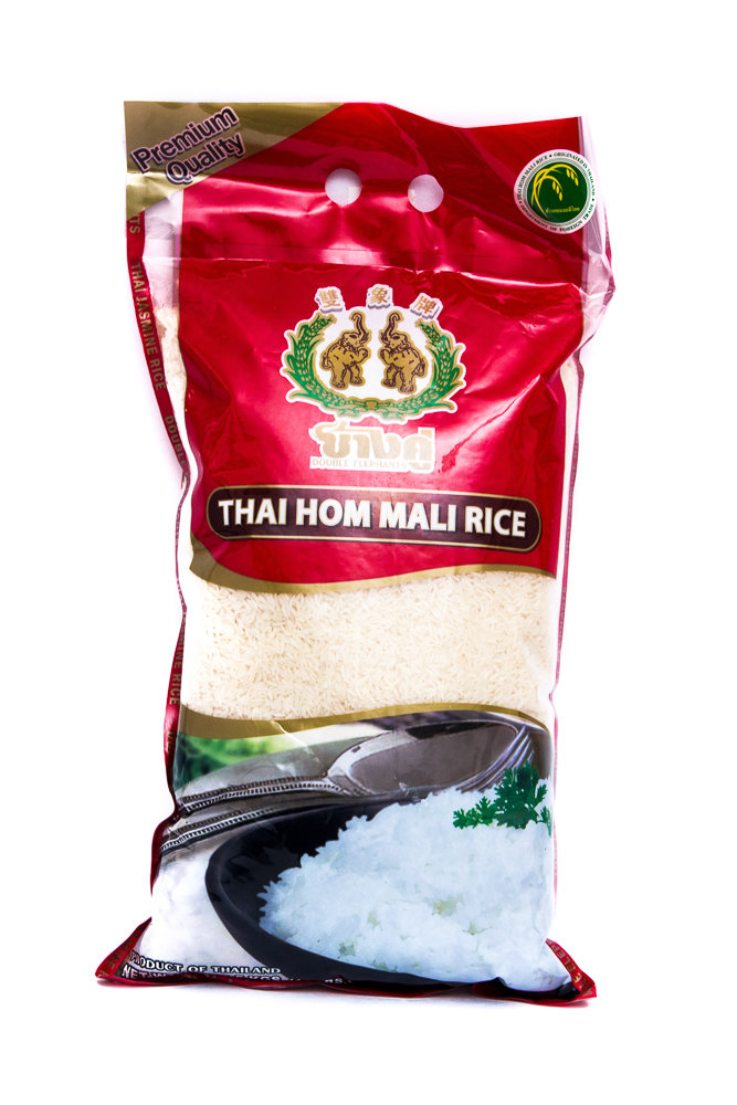 THAI JASMINE RICE POLIDO GRAO LONGO 5 kg (VENCIMENTO 18/11/2021)