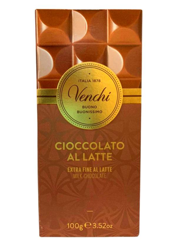 VENCHI CHOCOLATE AO LEITE 100g