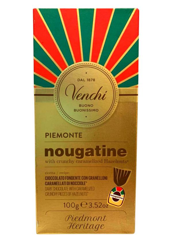 VENCHI CHOCOLATE NOUGATINE 100g