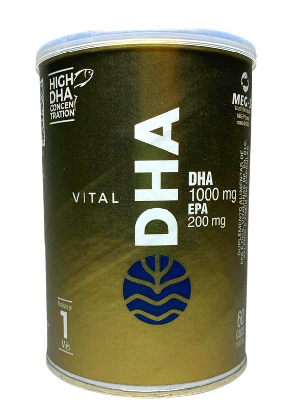 VITAL ATMAN DHA 10/50 1100mg 60caps