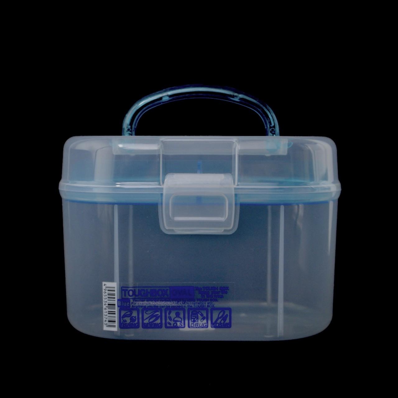 YAMADA TOUGH BOX OVAL COM ALCA 613 AZUL