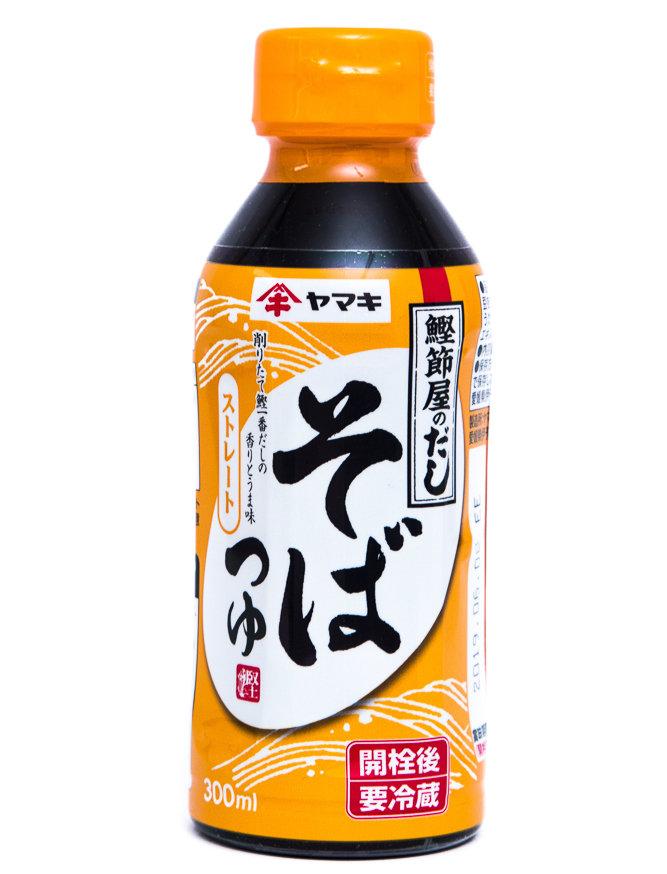 YAMAKI TSUYU SOBA 300ml