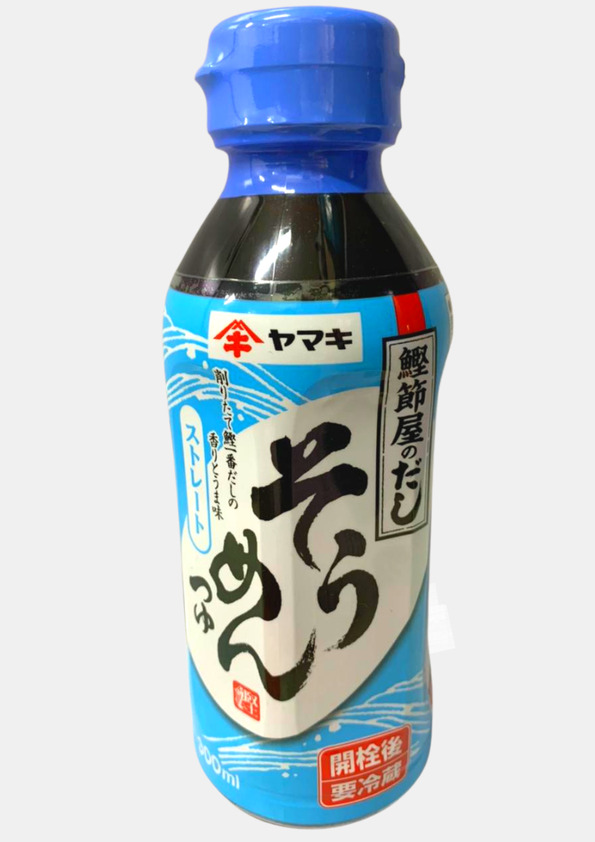 YAMAKI TSUYU SOMEN 300ml (VENCIMENTO 08/05/2021)