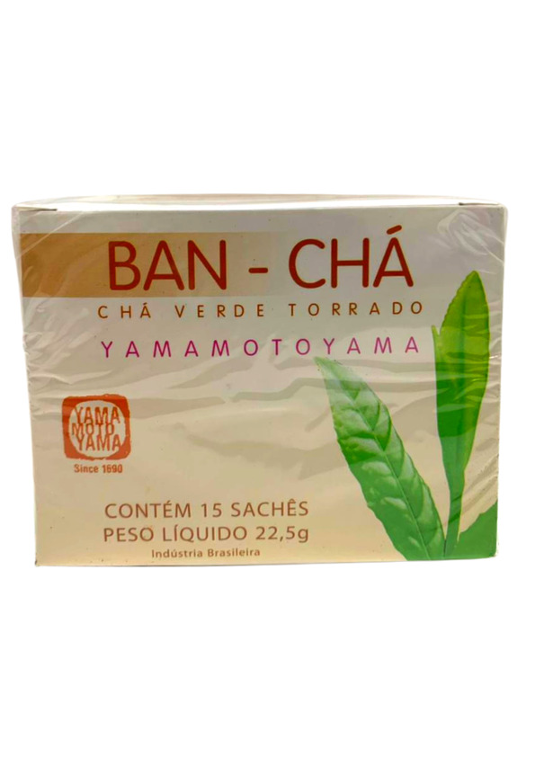 YAMAMOTOYAMA SACHE BANCHA 15UN 22,5g
