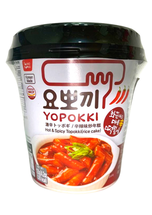 YP YOPOKI HOT CUP 120g