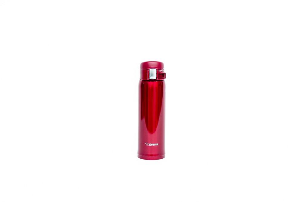 ZOJI GARRAFA TERMICA SMSD48 RC CLEAR RED 480ml