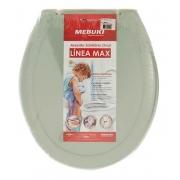 Assento Sanitário Simples Redondo - Verde - Max