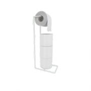 Suporte Para Papel Higiênico Branco - Porta Papel Higiênico