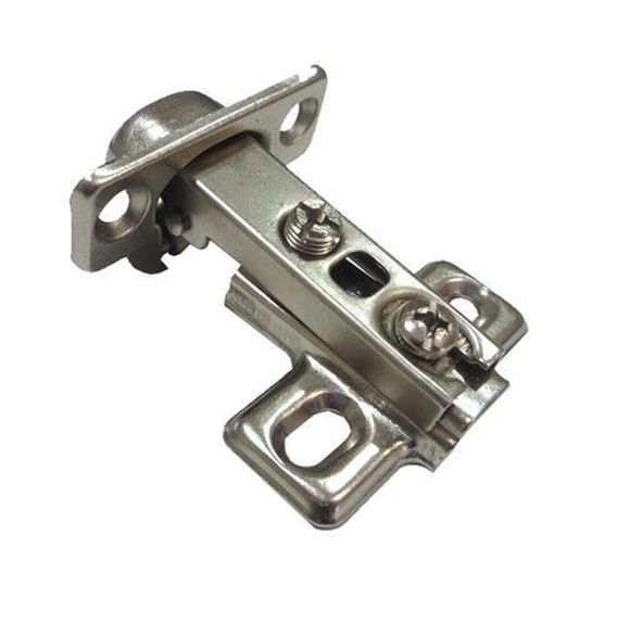 Dobradiça para Móvel Reta 26mm - Dobradiça de Porta de Armário