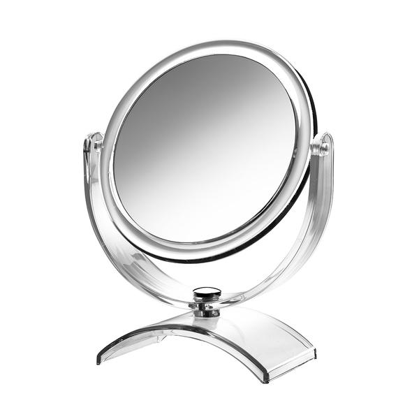 Espelho Duplo com Moldura