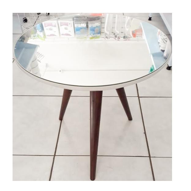 Mesa de Centro com Tampo de Vidro - Modelos
